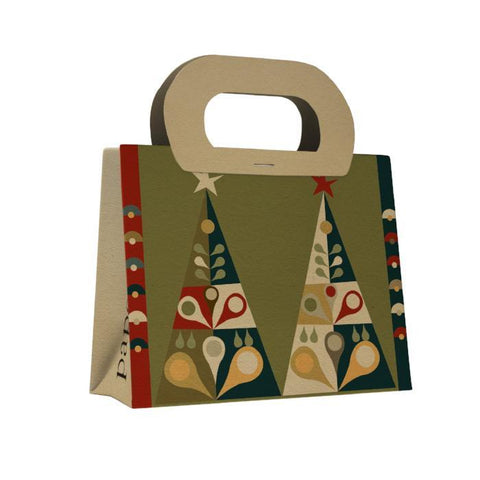Christmas Trees Gift Bag