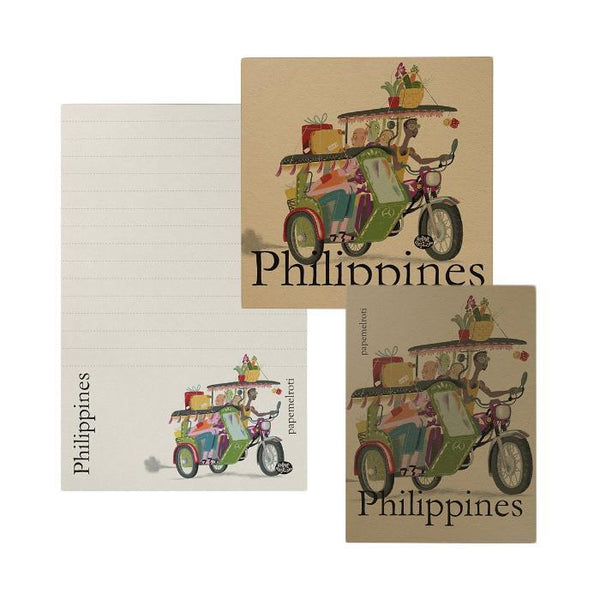 Philippines: Tricycle Gift Set