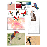 Philippine Birds Printable Craft Cuts Freebie