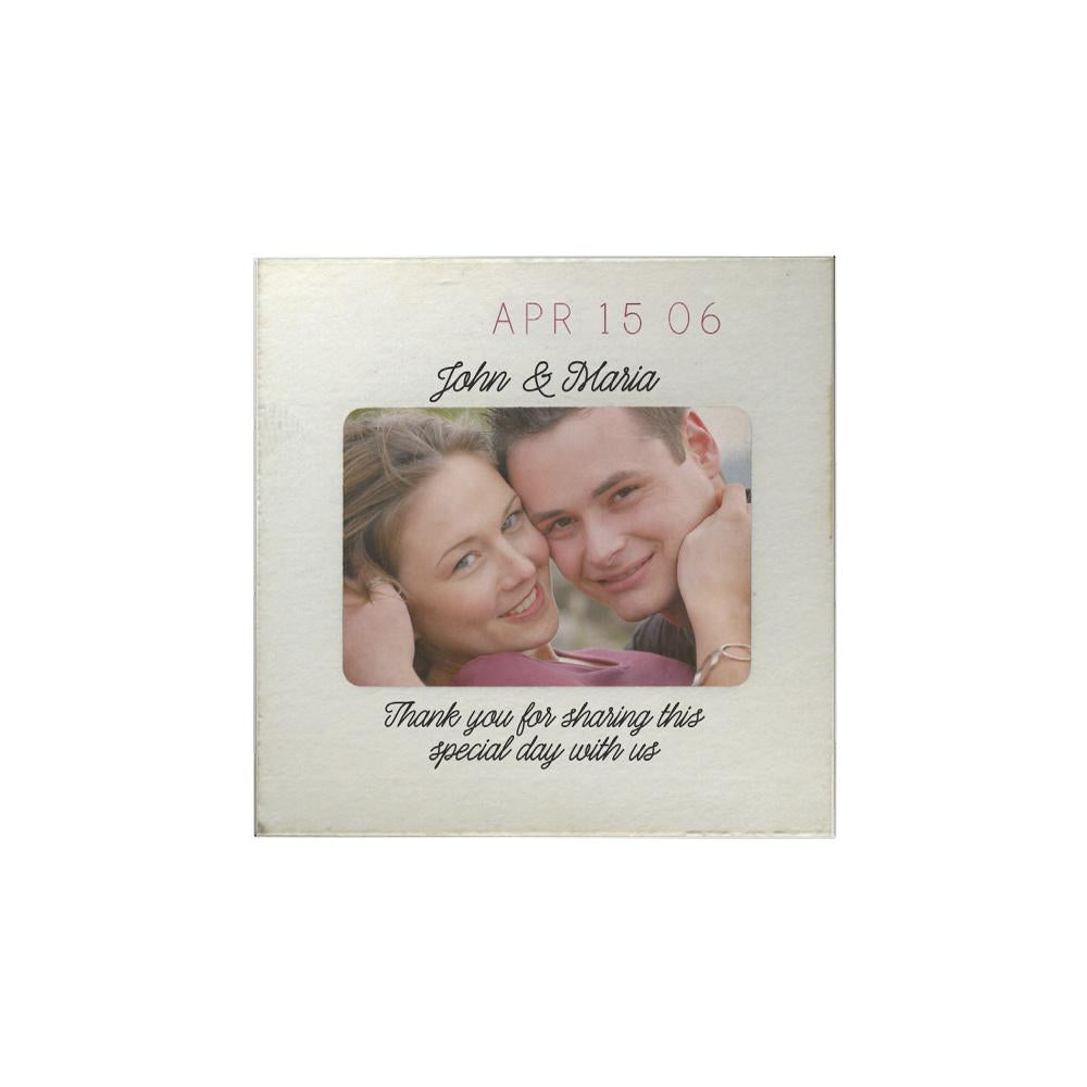 Personalized Square Magnet