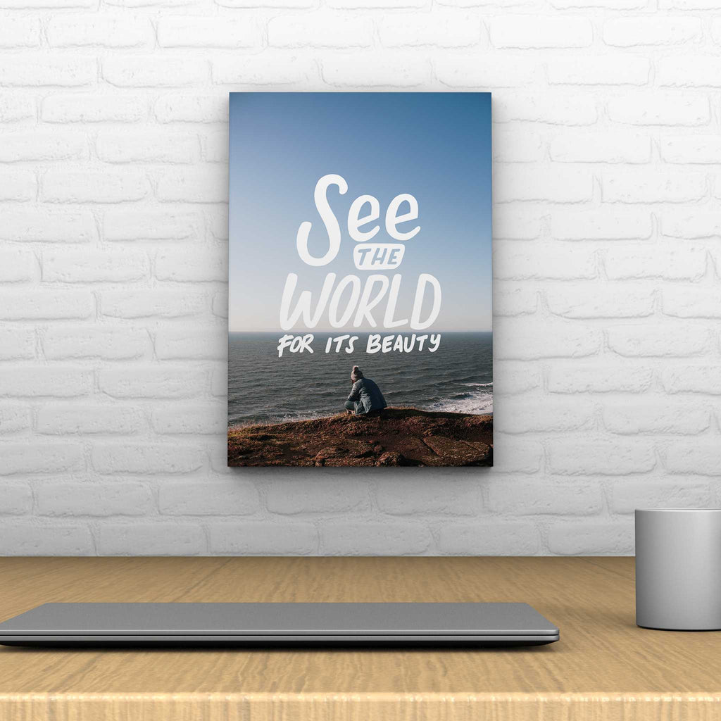Grand Adventure Decoposter: See the World