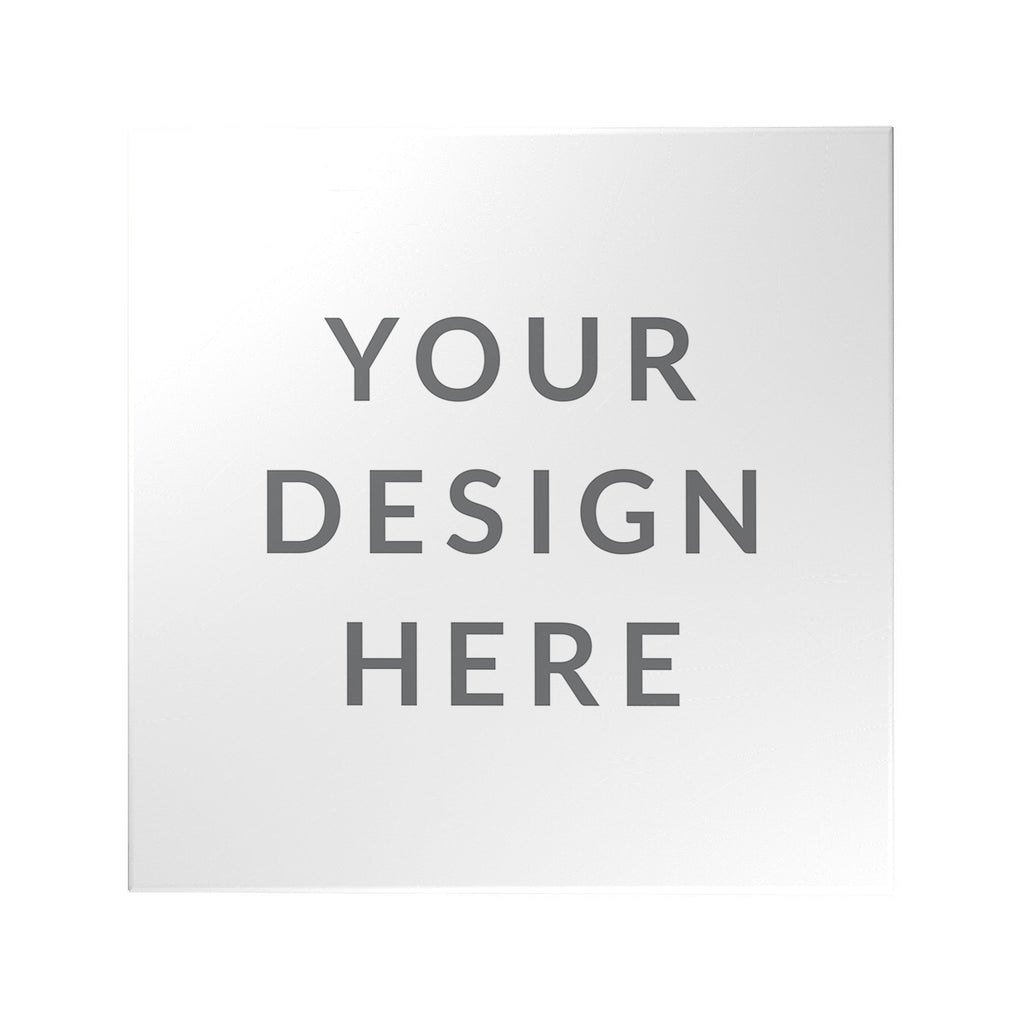 Personalized Square Decoposter