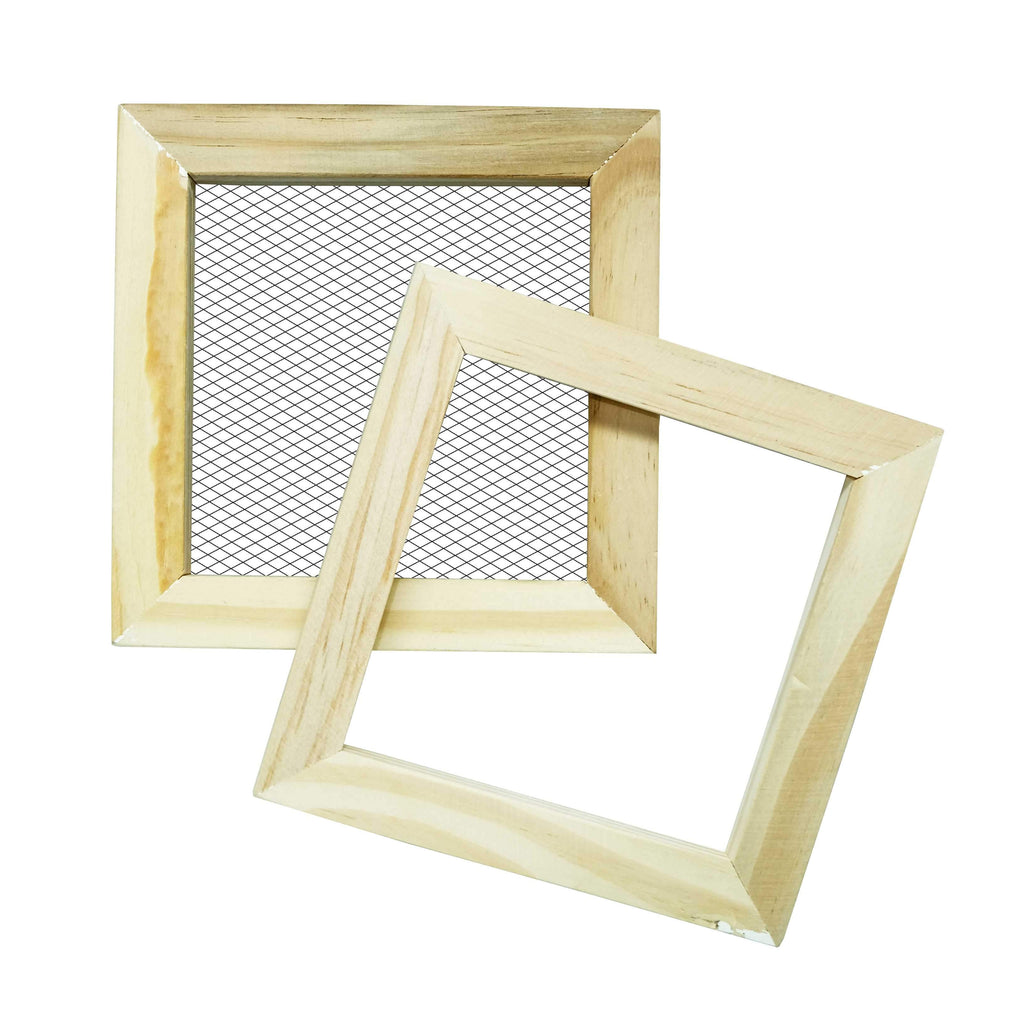 "3.5"" x 3.5"" Square Paper Making Kit"