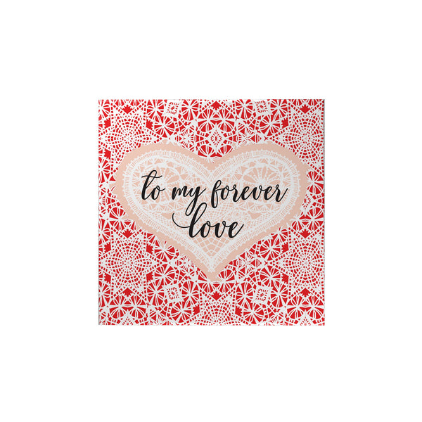 To My Forever Love Magnet