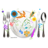 Whimsy Printable Party Placemat