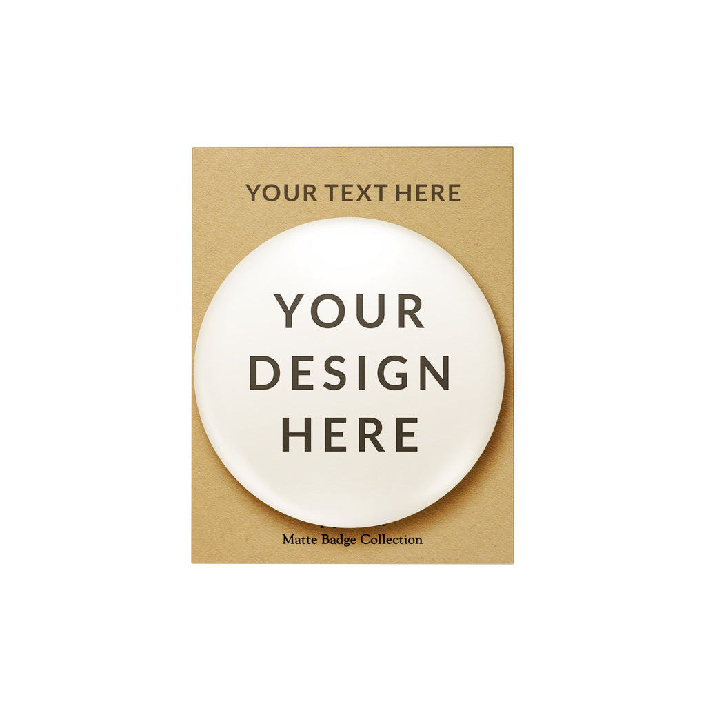 Personalized Matte Magnet