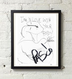 I'm In Love With Your Body (Limited Edition Print)