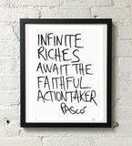 Infinite Riches (Limited Edition Print)
