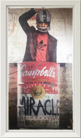 Basquiat's Miracle