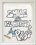 Smile & Be Happy