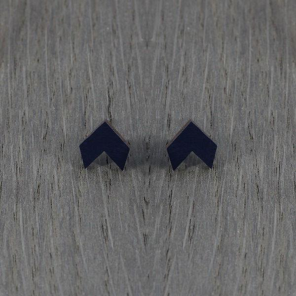 Puzzle of Life stud earrings