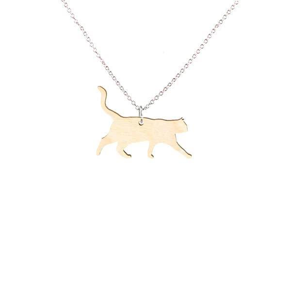 Life of a Cat necklace