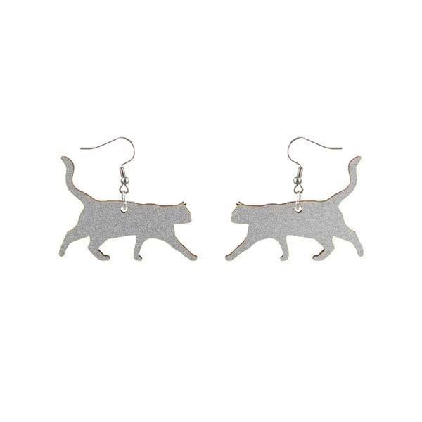 Life of a Cat earrings