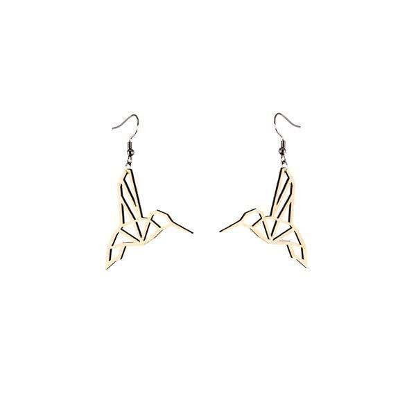 Colibri earrings
