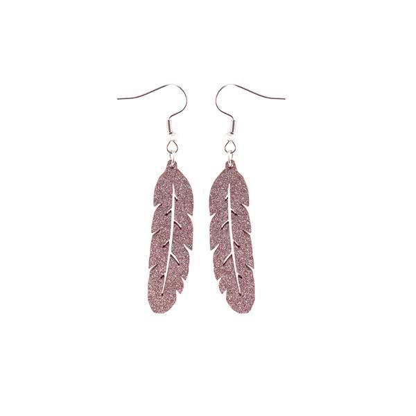 Eagle Feather earrings