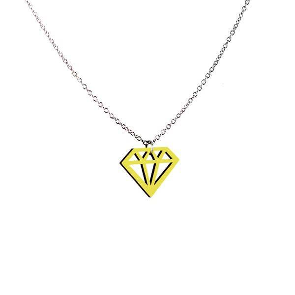 Small Diamond necklace