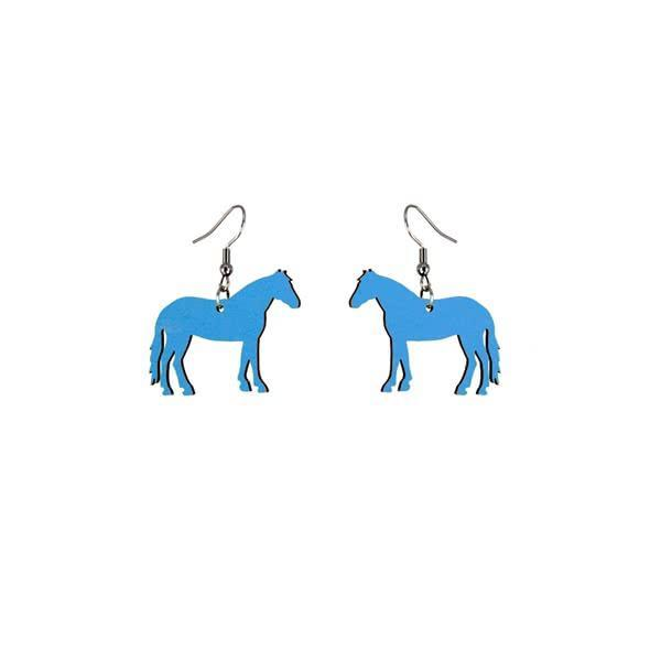 Finnhorse earrings