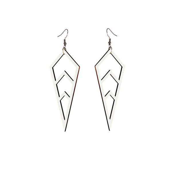 Design of Style earrings - ULJAS