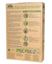 If You Care Compostable Unbleached Coffee Filters NO.4 Size - 100 Filters