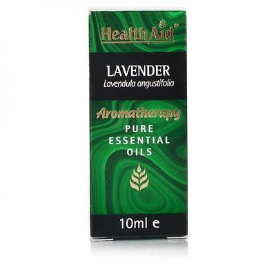 HEALTHAID AROMATHERAPY - PURE LAVENDER OIL 10ml