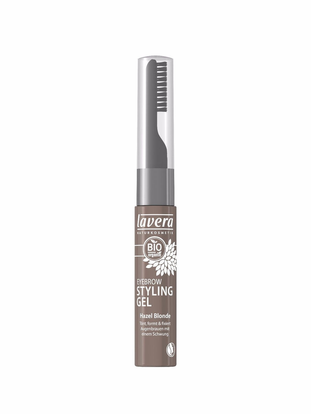 Lavera Organic Eyebrow Styling Gel 9ml - Hazel Blonde