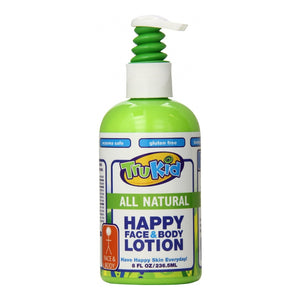 TruKid Happy Face & Body Lotion 236.5ml