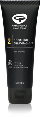 Green People For Men - No. 2 Soothing Shaving Gel 100ml