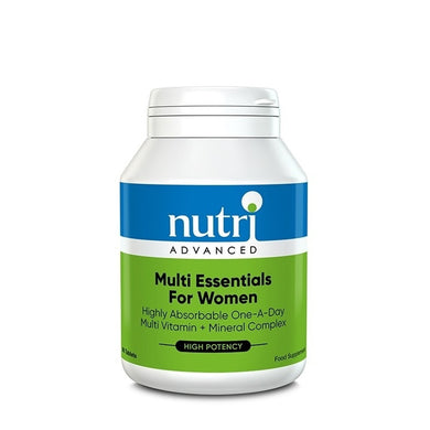 Nutri Advanced Multi Essentials for Women Multivitamin - 60 Tablets
