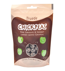 Truede Dark Chocolate & Coconut Covered Roasted Chickpeas 120g