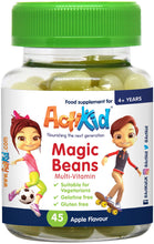 ActiKid Magic Beans Multi-Vitamin Apple Flavour Softgel 45 Beans