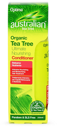 Australian Tea Tree Organic Tea Tree Ultimate Nourishing Conditioner 250ml