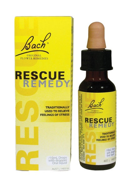 Bach Rescue Remedy Drops 10ml - mOrganics beauty