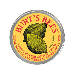 Burt's Bees Lemon Butter Cuticle Cream 15g