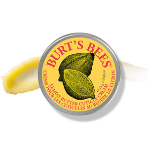 Burt's Bees Lemon Butter Cuticle Cream 15g - Morganicsbeauty