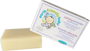 Earth Friendly Baby Natural Lavender Cleansing Bar 99g
