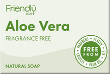 Friendly Soap Aloe Vera Soap Bar 95g - mOrganics Beauty