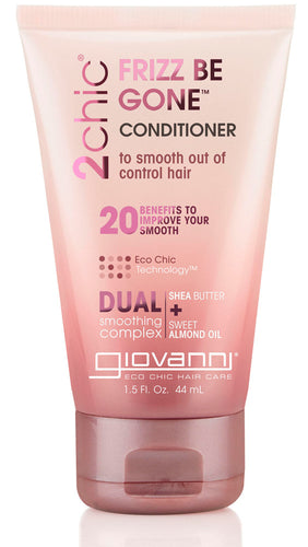 Giovanni 2Chic Frizz Be Gone Conditoner 44ml - Travel Size