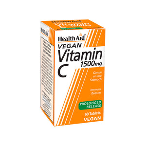 Healthaid Vit C 1500mg 60 Tablets Prolonged Release
