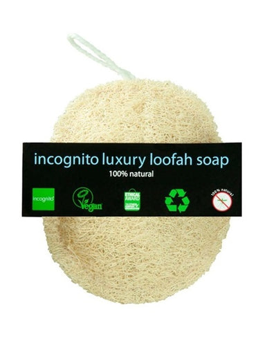 Incognito Luxury Loofah Soap 55g
