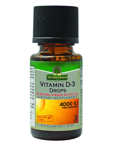 "alt=""Nature's Answer Vitamin D3 Drops 15ml"""