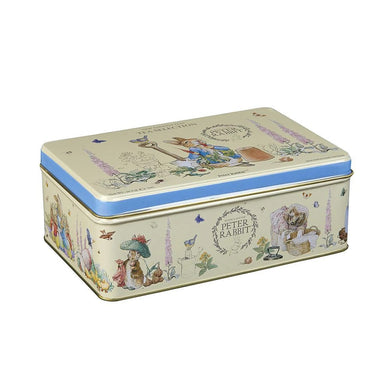 New English Teas - Beatrix Potter Selection Peter Rabbit Design Tin 100 Teabags
