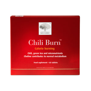 New Nordic Chilli Burn Tablets 60 Tablets