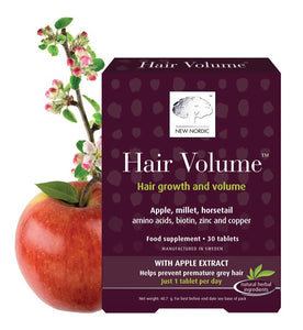 New Nordic Hair Volume Tablets 30 Tablets