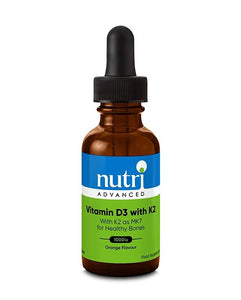 Nutri Advanced D3 Drops With K2 30ml