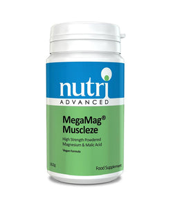 Nutri Advanced MegaMag Muscleze Magnesium Glycinate Powder 30 Servings