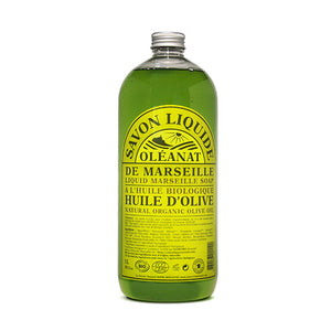 Oleanat Marseille Liquid Soap with Organic Olive Oil 1L/ 35fl.oz
