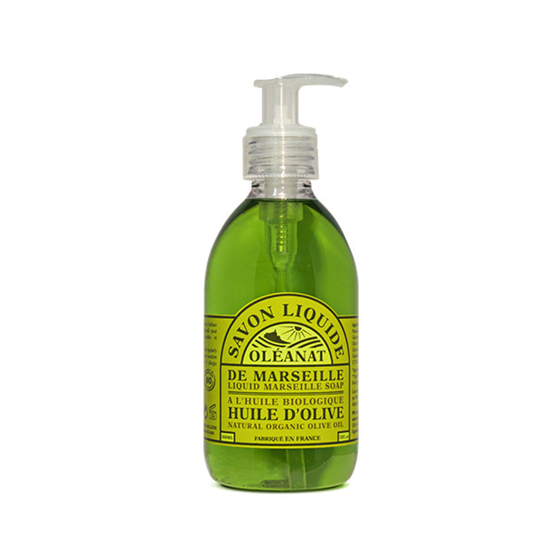 Oleanat Marseille Liquid Soap with Organic Olive Oil 300ml/ 10fl.oz