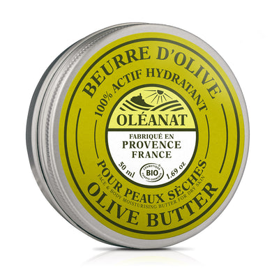Oleanat Organic Olive Hand & Body Butter 50ml