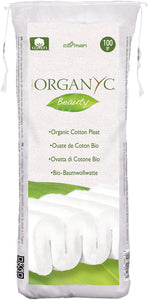 Organyc Beauty Organic Cotton Pleats