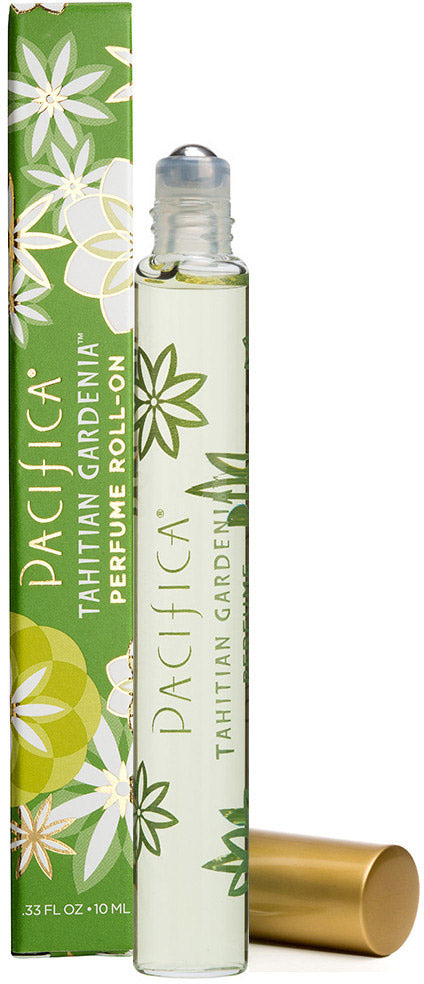 PACIFICA TAHITIAN GARDENIA PERFUME ROLL-ON 10ml